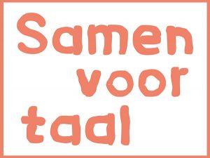 Samen voor Taal logo