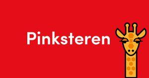 Pinksteren Dikkertje Dap Kinderopvang Plus Rotterdam