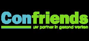 Workshop 'Fit en vitaal werken' | confriends logo